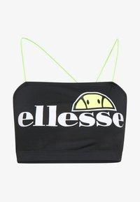 Ellesse - GOZZI X SMILEY - Top - black - 4