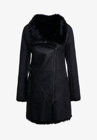 VSP - CLASSIC COAT - Classic coat - toscana black - 5