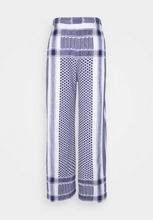 ELISABETH TROUSERS - Trousers - night