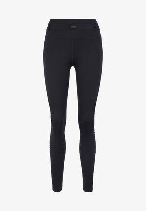 MOTO - Leggings - Trousers - black