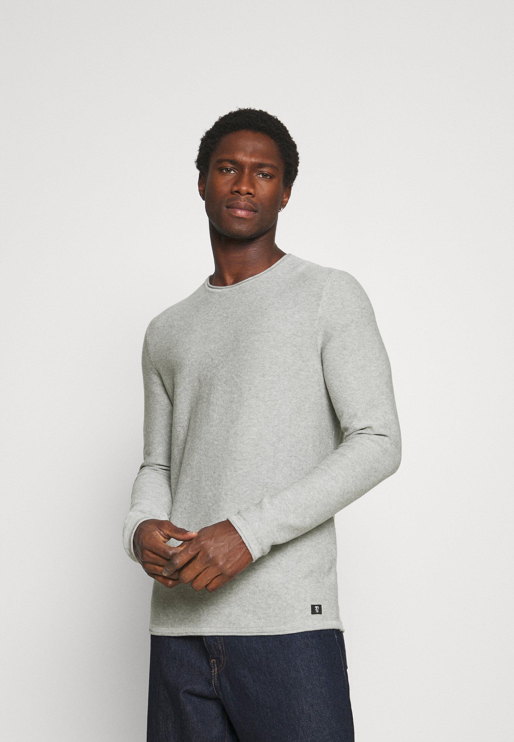 Homme BASIC CREW NECK - Pullover