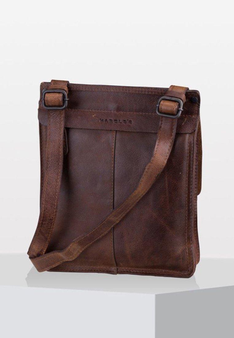 Harold's - brown - Across body bag - brown