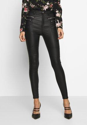 VICEHIGHWAISTED  - Pantalones - black