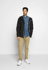 Solid - JACKET HUNT - Summer jacket - black - 1