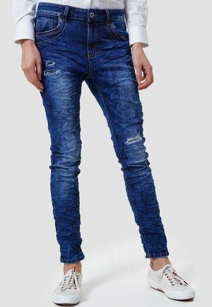 BAGGY - Slim fit jeans - jeans blau
