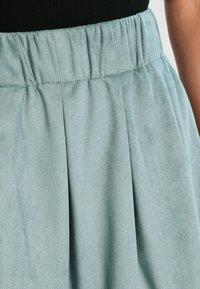 Moves - KIA - A-line skirt - adriatic blue - 3