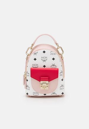 PATRICIA VISETOS BLOCK BACKPACK - Rucksack - powder pink