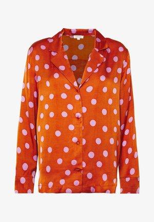 BLUEMOON - Pyjamasoverdel - brown/pink