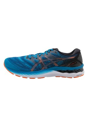 GEL-NIMBUS 23 - Zapatillas de running neutras - reborn blue/black