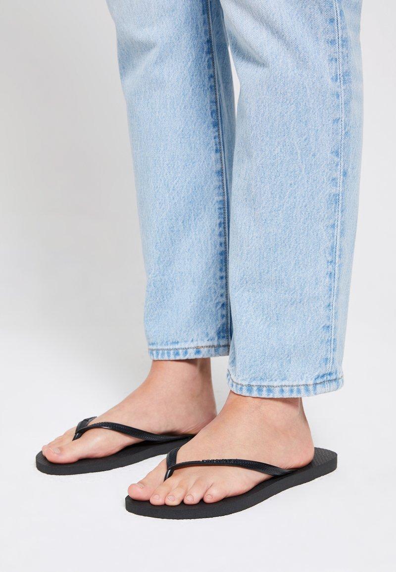 Havaianas - SLIM - Pool shoes - black