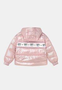 CHIARA FERRAGNI - BANDA MAXI - Winter jacket - rosa fairy tail - 1