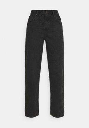 LOOSE STRAIGHT - Jeans straight leg - black soul
