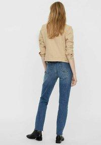 Vero Moda - Denim jacket - beige, mottled beige - 2