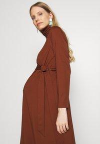 IVY & OAK Maternity - DORIS - Maxi dress - marsalla - 3