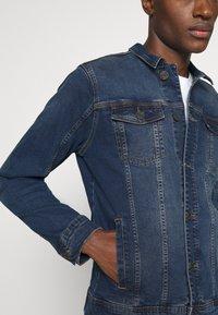 Blend - NOOS - Denim jacket - denim dark blue - 5