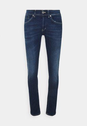 PANTALONE GEORGE - Jeans slim fit - dark blue