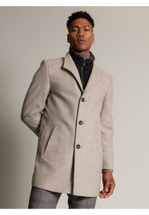 Classic coat - natur
