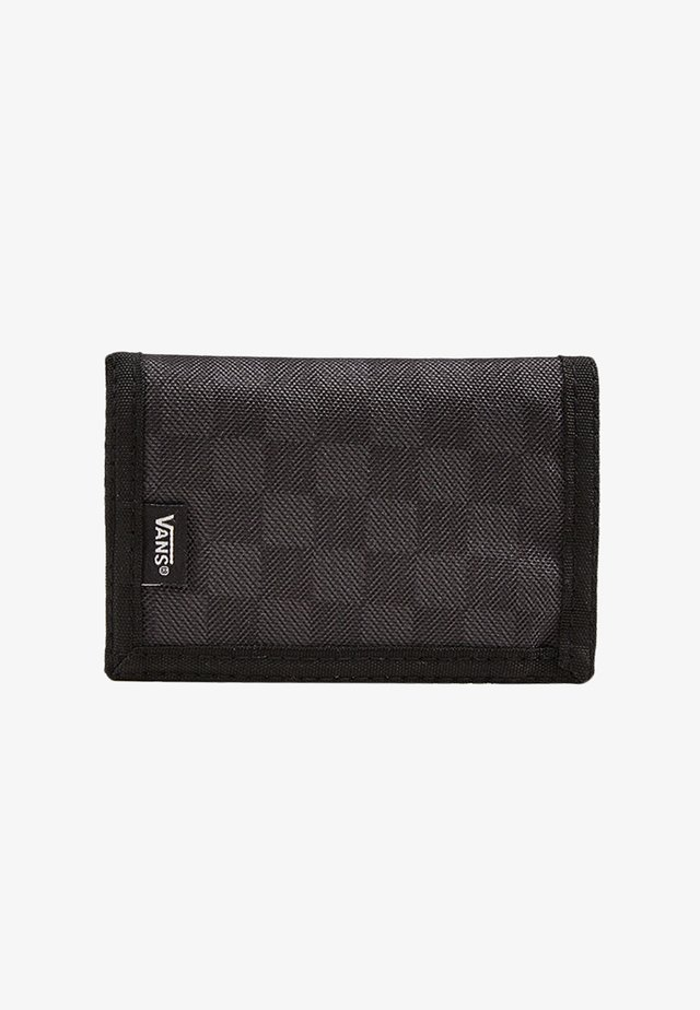 MN SLIPPED - Wallet - black-charcoal