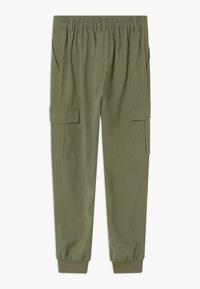 Lindex - TEENS  ARLENE - Cargo trousers - khaki - 1