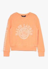 Polo Ralph Lauren - GRAPHIC - Mikina - key west orange - 0