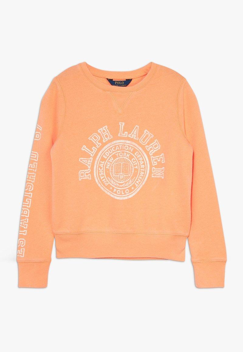 Polo Ralph Lauren - GRAPHIC - Mikina - key west orange