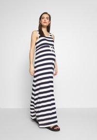 Anna Field MAMA - Maxi dress - peacoat - 0