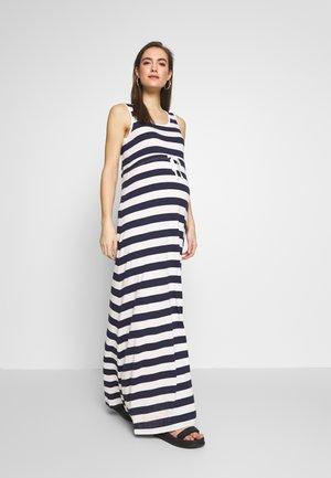 Maxi šaty - peacoat