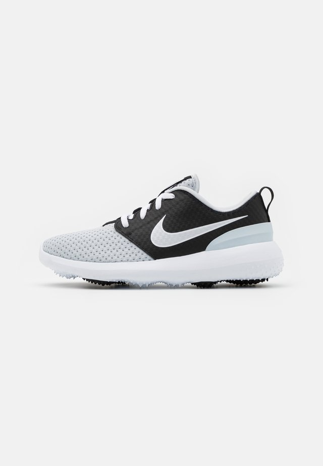 ROSHE - Golfskor - pure platinum/pure platinum-black-white