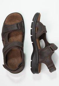 Panama Jack - SALTON BASIC  - Sandalias de senderismo - brown - 1