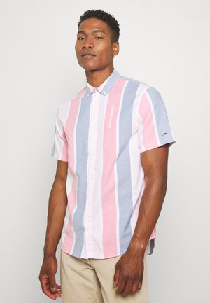 TJM RETRO STRIPE SHIRT - Chemise - light cerise / multi