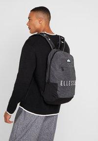 Ellesse - OBBI BACKPACK - Tagesrucksack - black - 1