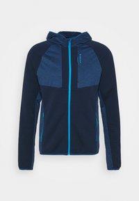 Icepeak - BATAVIA - Fleece jacket - dark blue - 0