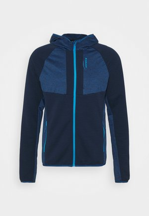 BATAVIA - Fleece jacket - dark blue