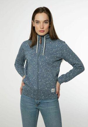 NXG TAMARS - Sweater met rits - manatee