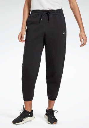DREAMBLEND  - Tracksuit bottoms - black