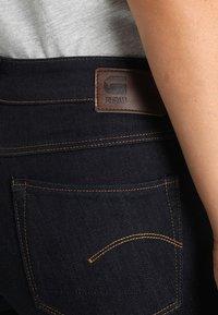 G-Star - 3301 DC STRAIGHT - Straight leg jeans - visor stretch denim - 5