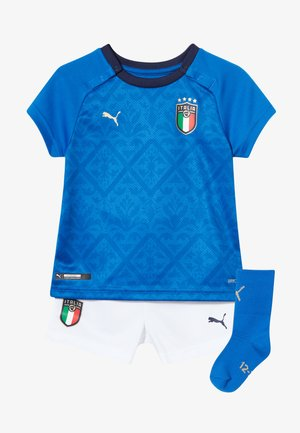 ITALIEN FIGC HOME BABYKIT SET - kurze Sporthose - power blue/peacoat