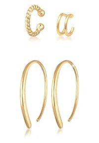 Elli - SET BASIC BLOGGER - Earrings - gold-coloured - 4