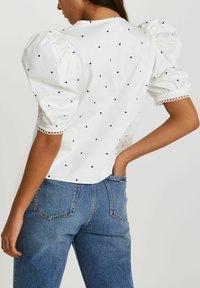 River Island - Button-down blouse - white - 2