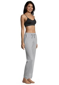 Schiesser - Pyjama bottoms - grau - 1