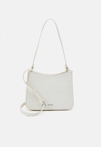 CROSSBODY BAG - Across body bag - white