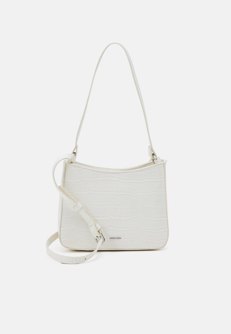 PARFOIS - CROSSBODY BAG - Sac bandoulière - white