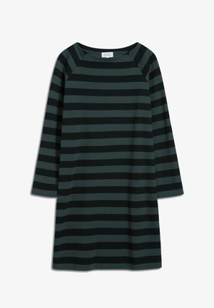 DANIKAA - Jersey dress - vintage green-black