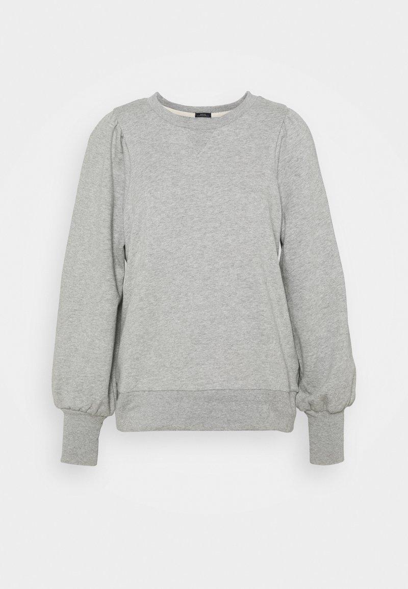 GAP - PUFF - Sweatshirt - med heather grey