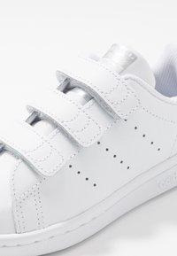 adidas Originals - STAN SMITH CF - Sneakers basse - footwear white/core black - 2