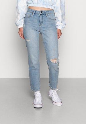 TONYA REGULAR WASH  - Jeans a sigaretta - denim blue