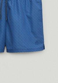 Massimo Dutti - Swimming trunks - blue - 5