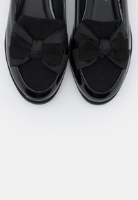 New Look - LOOTELLA  - Półbuty wsuwane - black - 5