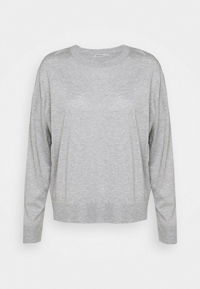 ILMARA - Sweter - grau