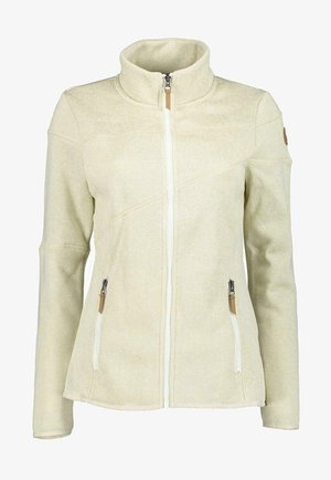 Fleece jacket - creme